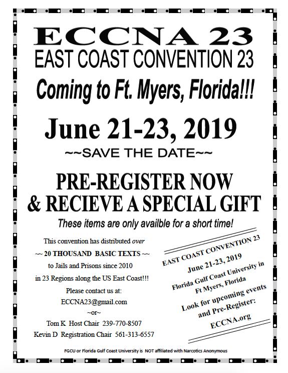 EECNA Convention